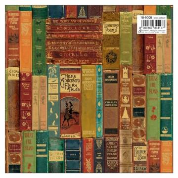 Papel libros antiguos...