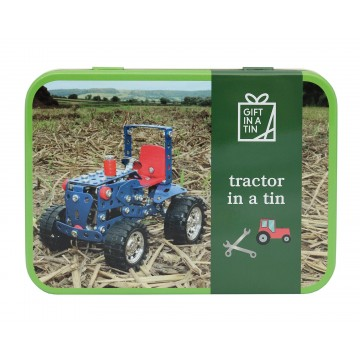 """GIFT IN A TIN"""" TRACTOR"""""""