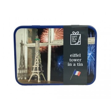 """GIFT IN A TIN """" TORRE EIFFEL"""""""
