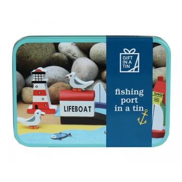 "GIFT IN A TIN"" PESCA"""