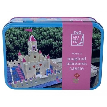 "GIFT IN A TIN""EL CASTILLO..."