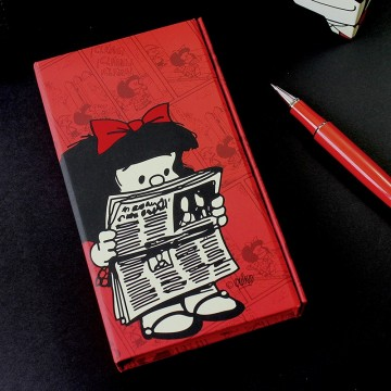 Triptico Mafalda