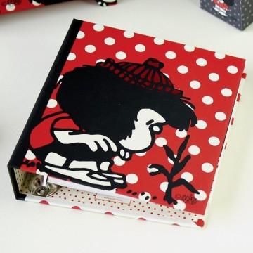 Mini Archivador Mafalda - 1