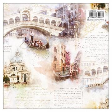 Papel Venecia con relieve...
